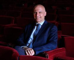 Mario Epifani, il Direttore del Palazzo Reale di Napoli ph. Mario Laporta/KONTROLAB